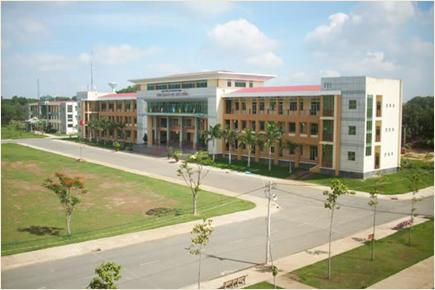 ホーチミン市国家大学の国防教育センター